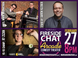 All New Fireside Chat February 27th!